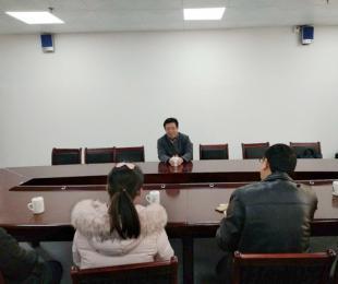 市教育局陈兴局长莅临三明二中慰问教师